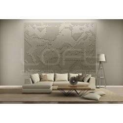 Concrete - Dove Grey 3D Wall Panels