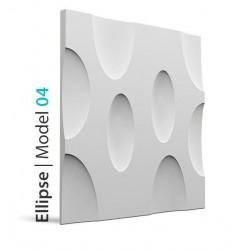 Ellipse 3D Wall Panels