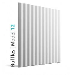Ruffles 3D Wall Panels
