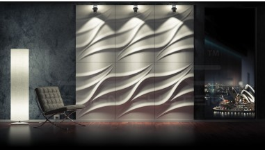 Tide 3D Wall Panels